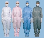 Cleanroom Coverall